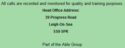 Leigh Local Drainage Head Office